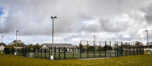 Longhoughton Community and Sports Centre Synthetic Turf Pitch