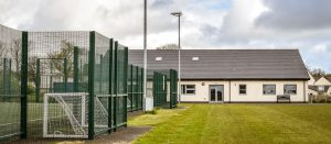 Longhoughton Community and Sports Centre Main Building and Synthetic Turf Pitch
